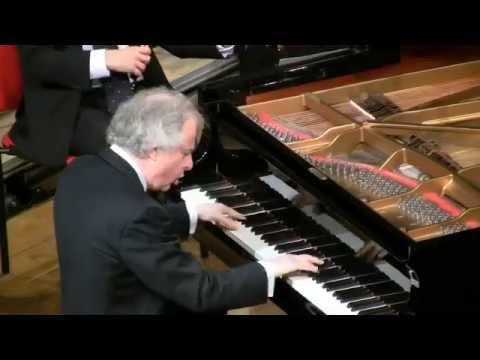 Bach BWV 1056 (III Presto) - Schiff & Cappella Andrea Barca