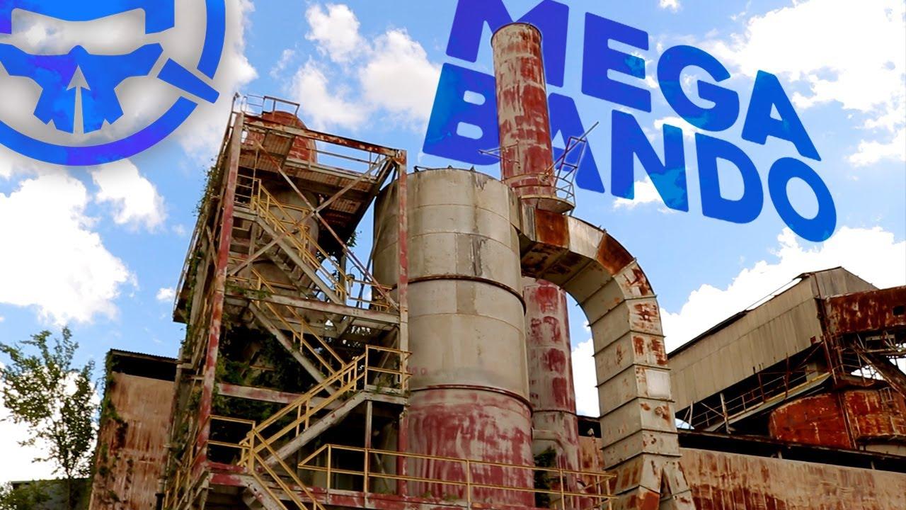 The Phosphate Mine – MEGA BANDO FPV Freestyle!
