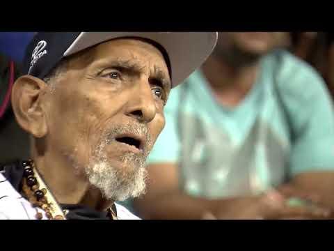 Jesús Lezama historia viva de los Leones del Caracas