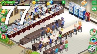 My Cafe: Recipes & Stories - World Kitchen Game Android Gameplay #77