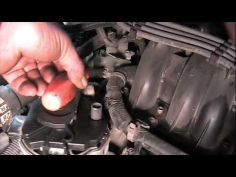 Nissan Quest Misfire - YouTube