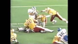 89年秋 NEC ファルコンズ vs オンワードオークス