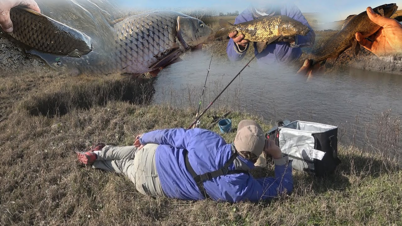 """Pesca en el """"Puente Blanco"""" - Chivilcoy (Prov. Bs. As.)"""