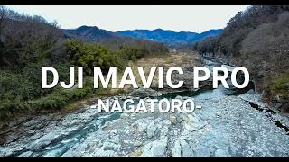 【長瀞】長瀞岩畳ドローン空撮 4K DJI MAVIC PRO