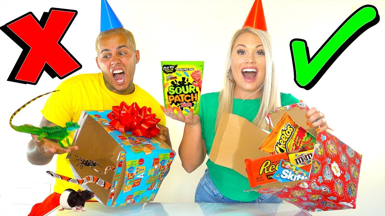 dont-open-the-wrong-mystery-box-slip-n-slide-vs-gummy-food-candy
