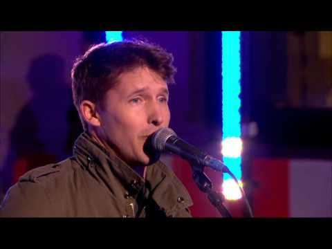 James Blunt Bartender One Show 2917 93 22