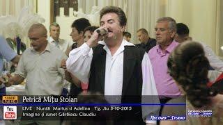 Petrica Mitu Stoian Colaj HORA part.1 LIVE Nunta Marius & Adelina 3-10-2015