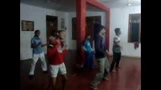 Dil garden garden ho gaya dance routine