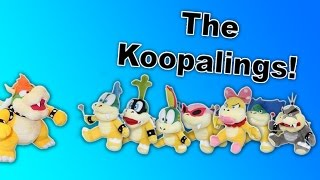 Repeat youtube video DT Movie: The Koopalings!