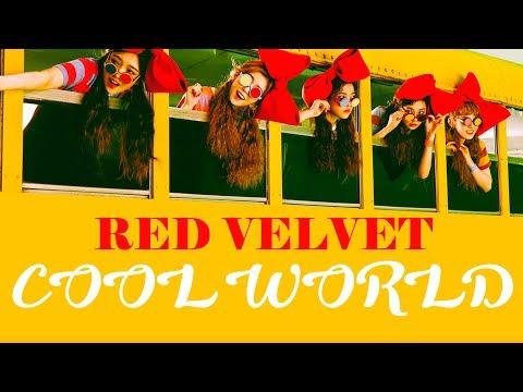Red Velvet - Cool World [Han|Rom|Indo Sub]