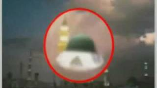 Repeat youtube video Masjid Nabvi (SAW) real pic and video Mojza