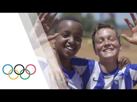 Genocide Survivor Uses Sport to Foster Peace in Rwanda | IDSDP 2016