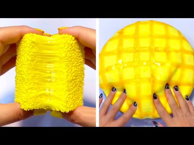 The Most Satisfying Slime ASMR Videos | New Oddly Satisfying Compilation 2019 | 40