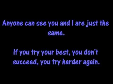 Ryan O'Shaughnessy - First Kiss (Lyrics)