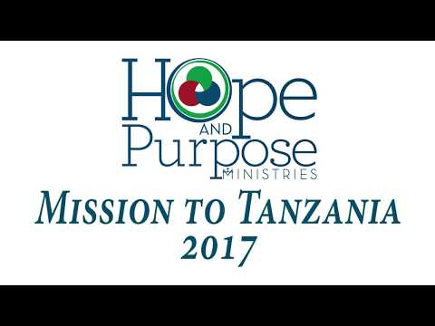 Mission to Tanzania-Travel