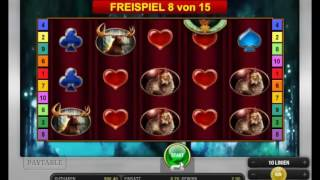 Mystic Force online spielen - Merkur Spielothek