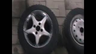 тюнинг оки 4 шпильки R13 №1(переделка передних ступиц под четыре шпильки Разгон оки до 100. http://youtu.be/fyxl5qUbKG8., 2013-01-24T09:57:06.000Z)