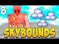 ETERNAL SHARD FROM A BOSS! | SKYBOUNDS S2 #8 (Minecraft Skyblock)