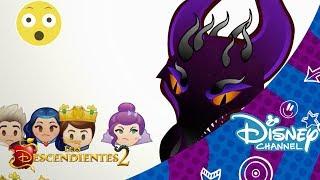 Los Descendientes 2: contado por Disney Emoji | Disney Channel Oficial