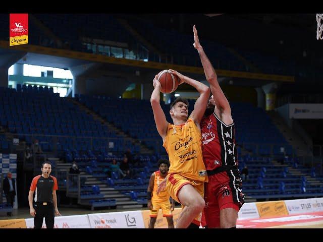 [Highlights] Carpegna Prosciutto Basket Pesaro - A|X Armani Exchange Milano: 81-88