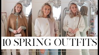 10 SPRING OUTFIT IDEAS // What I'm Wearing Lately // Fashion Mumblr