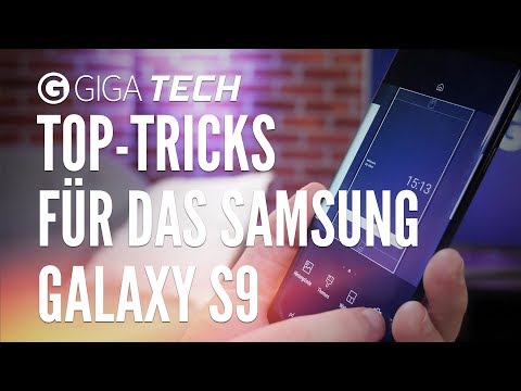 SAMSUNG GALAXY S9 / S9+ PLUS 💡📱 TiPPS Und TRiCKS (deutsch) - GIGA.DE