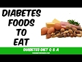 Diabetes Foods To Eat What Can I Eat If I Have Diabetes