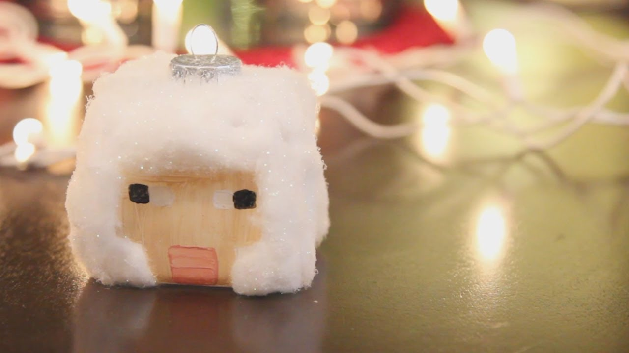 Dyi Christmas Ornaments