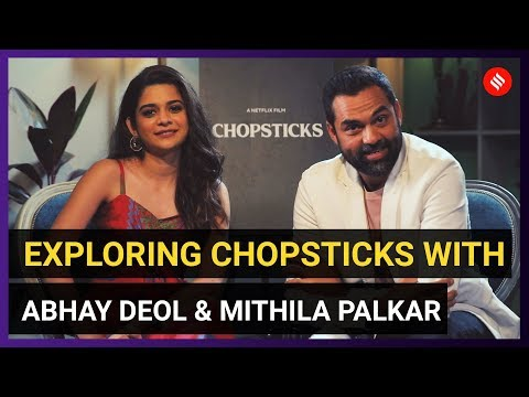 Chopsticks Netflix: How Well Mithila Palkar and Abhay Deol Know Each Other