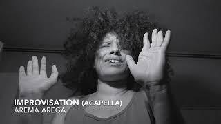 ImproJazz  for a Good bye - Arema Arega #JazzAcapella