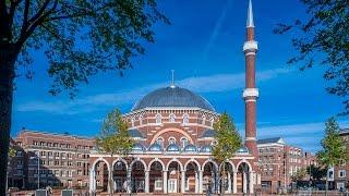 Milli Görüş Amsterdam Ayasofya İlk Cuma