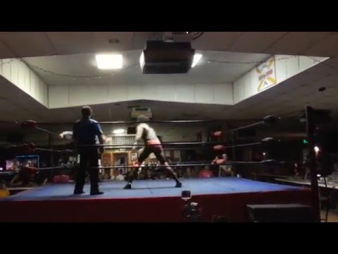 NWA LONESTAR Champ Byron Wilcott defends title against Scot Summers
