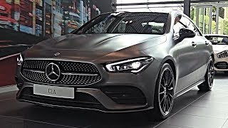 2019/2020 Mercedes CLA | AMG 4Matic CLA250 FULL REVIEW Interior Exterior