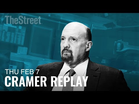 Jim Cramer On Nokia, Chipotle And Twitter
