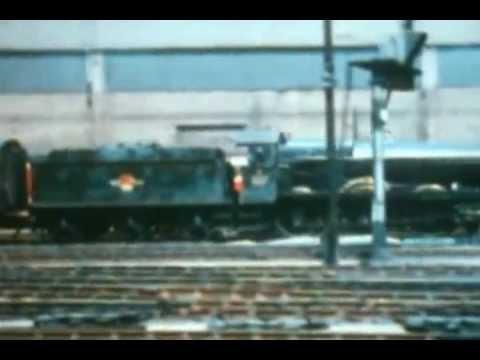 Western Region Steam in the 1960's