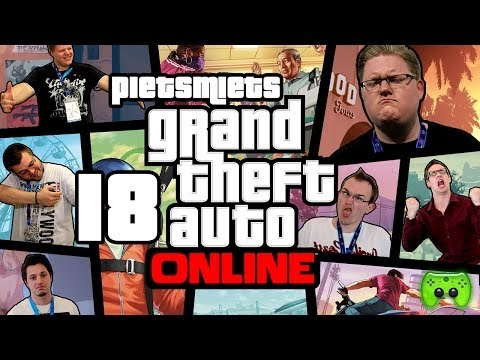 GTA ONLINE # 18 - Brammen reißts raus «» Let's Play Grand Theft Auto online | HD