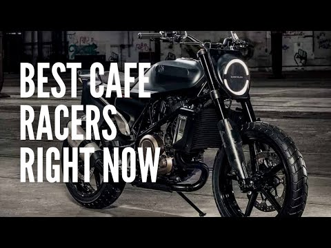The 10 Best Cafe Racers You Can Buy Right Now