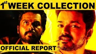 First Week Box-Office Report Of Bigil, Kaithi! – Hero Happy!