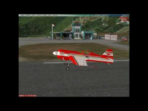 Saba Airport ~ Go west ~ An FSX film (FlyTampa)