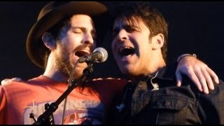 Gambar cover The Avett Brothers - Just A Closer Walk With Thee - live at Tønder Festival Denmark 2013-08-24