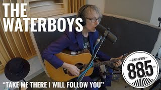 "The Waterboys || Live @ 885FM || ""Take Me There I Will Follow You"""