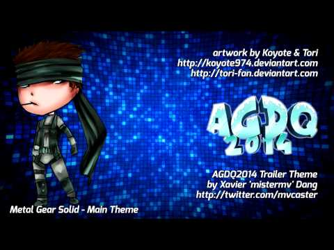 [Music] #AGDQ2014 Main Theme from the Promo Video (with MP3 link)