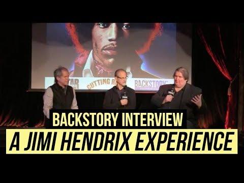 BackStory Presents: A Jimi Hendrix Experience with Eddie Kramer and John McDermott