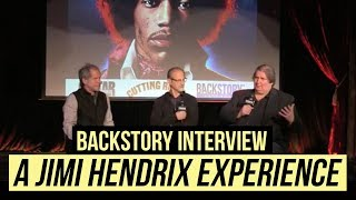 BackStory Presents: A Jimi Hendrix Experience with Eddie Kramer and John McDermott