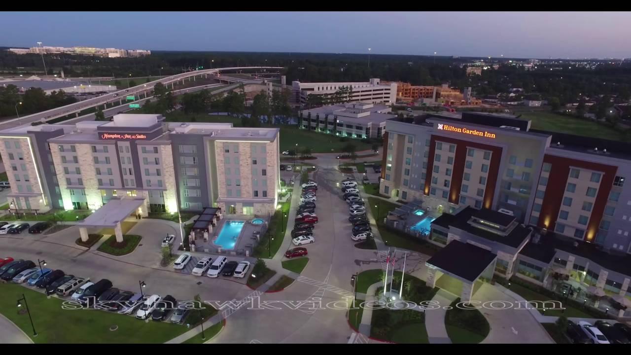 Hampton Inn U0026 Suites   Hilton Garden Inn   N. Houston   Spring, TX