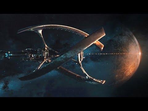 5000名乘客太空移民,飞船利用光盾开路,却被巨石撞击!速看科幻电影《太空旅客》