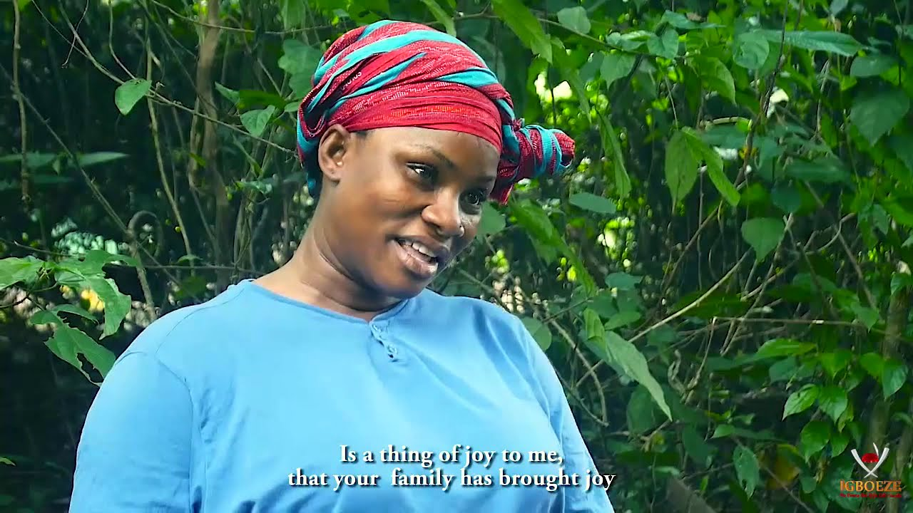 Download IFEOMA - 2021 LATEST NIGERIAN NOLLYWOOD IGBO MOVIE FULL HD