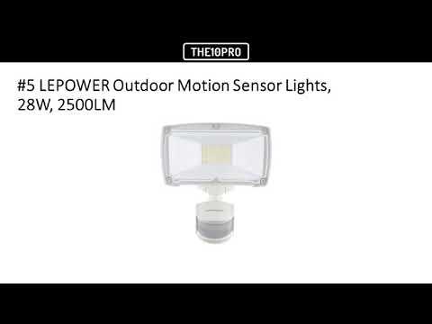 Outdoor Motion Sensor Lights Reviews Top 7 best outdoor motion sensor lights in 2018 reviews youtube top 7 best outdoor motion sensor lights in 2018 reviews workwithnaturefo