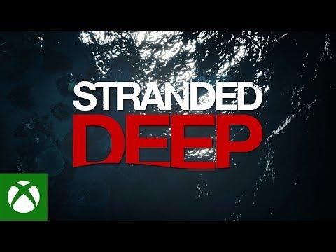 Инсайдеры Xbox могут опробовать бесплатно кооперативный режим в Stranded Deep