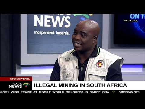 On the record: State of mining in South Africa
